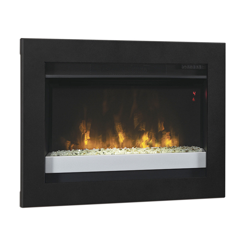 ClassicFlame 26 In Contemporary Insert & Flush Mount