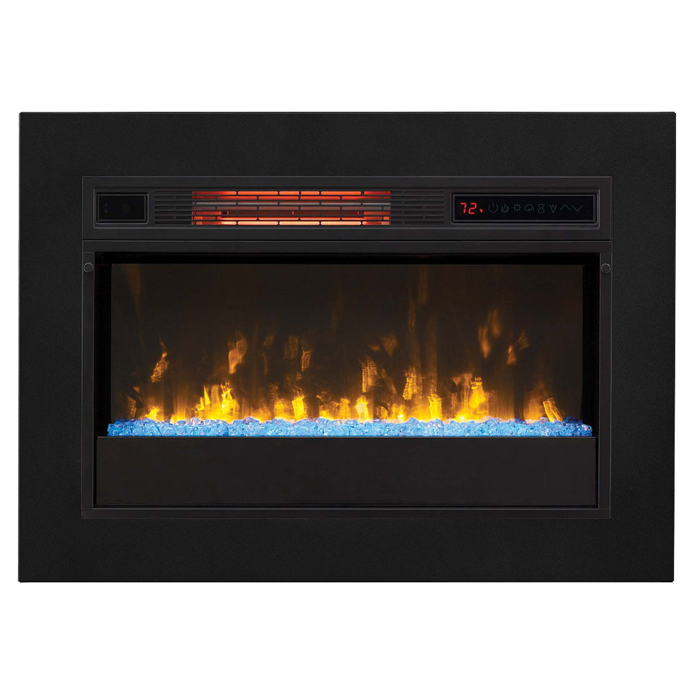 Classicflame 26 Quot 3d Infrared Contemporary Insert Amp Trim