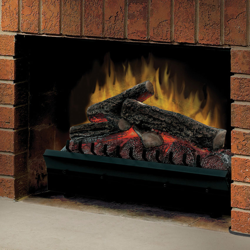 Dimplex 23 Quot Standard Electric Fireplace Insert And Log Set