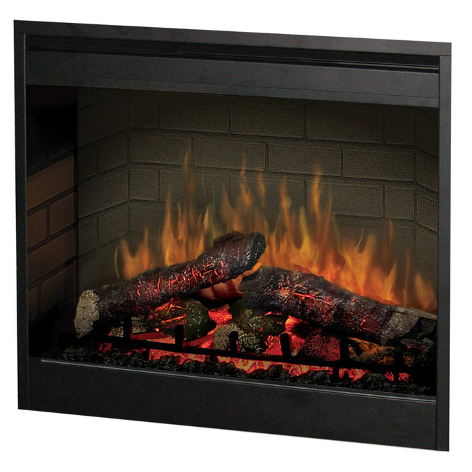 Dimplex 26-Inch Electrical Fireplace - DF2608