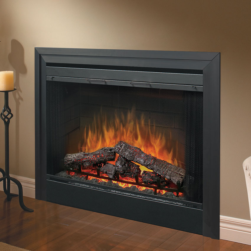 Dimplex 39 Deluxe Built In Electric Fireplace Bf39dxp