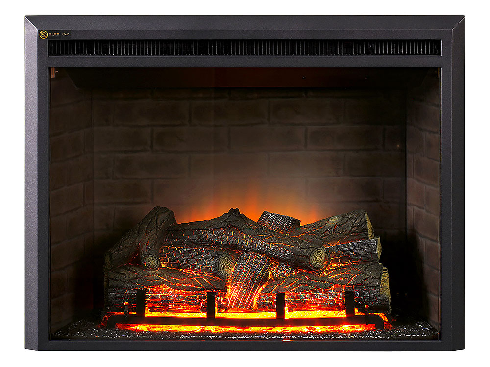 Dynasty 35 Quot Zero Clearance Plug In Electric Fireplace