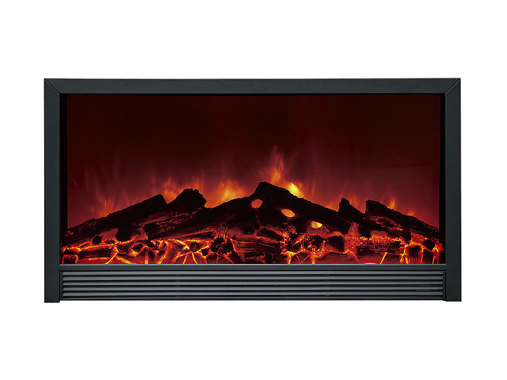 Dynasty 58 Quot Zero Clearance Plug In Electric Fireplace