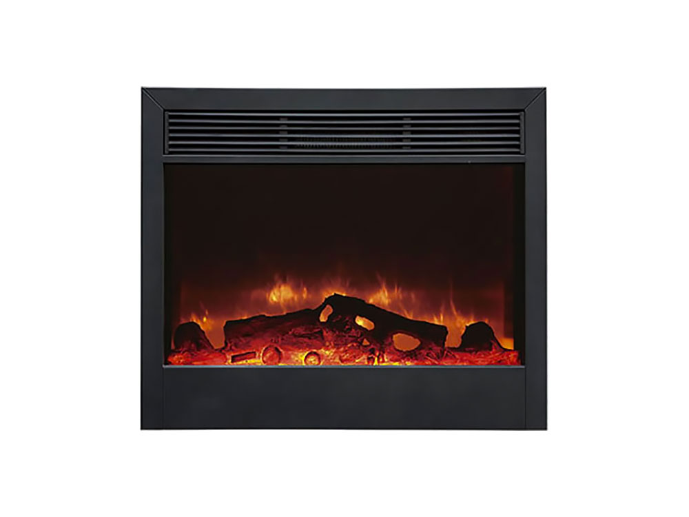 Dynasty 39 Quot Zero Clearance Plug In Electric Fireplace Sd
