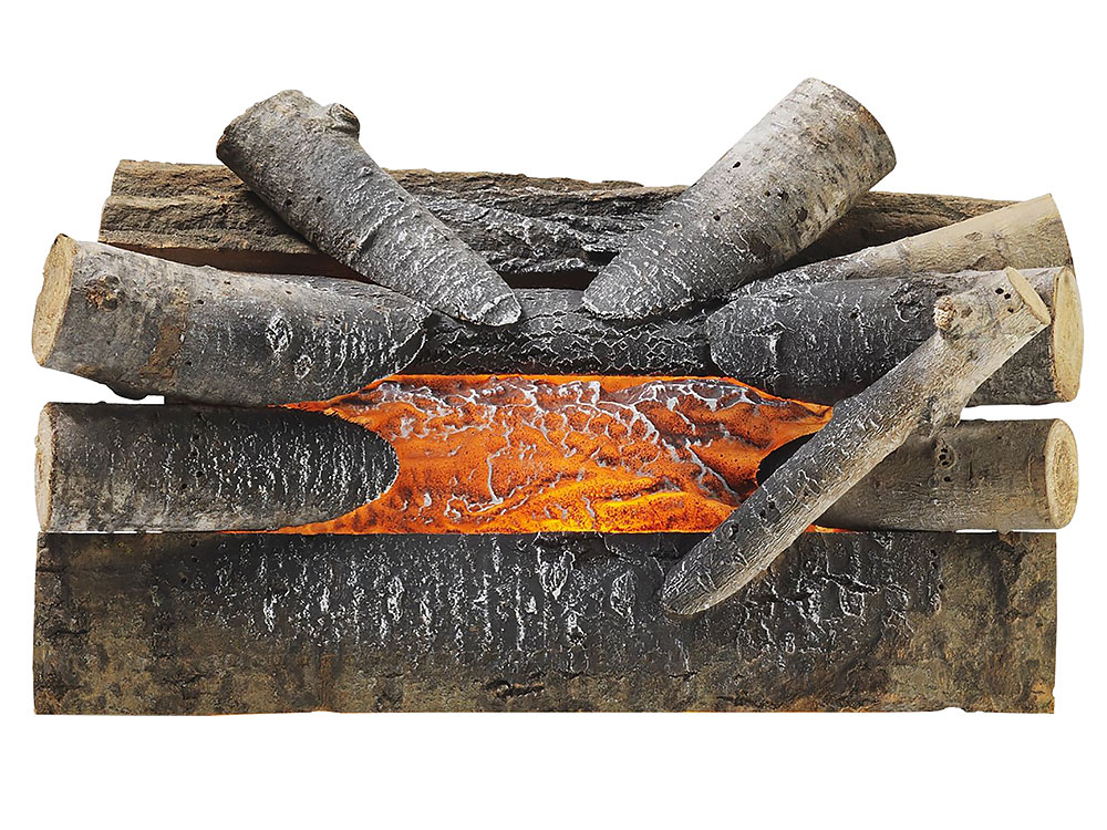 Pleasant Hearth 20 Quot Electric Fireplace Log Set W