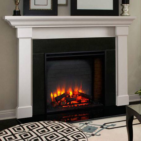 Hearth Amp Home 36 Quot Simplifire Built In Electric Fireplace