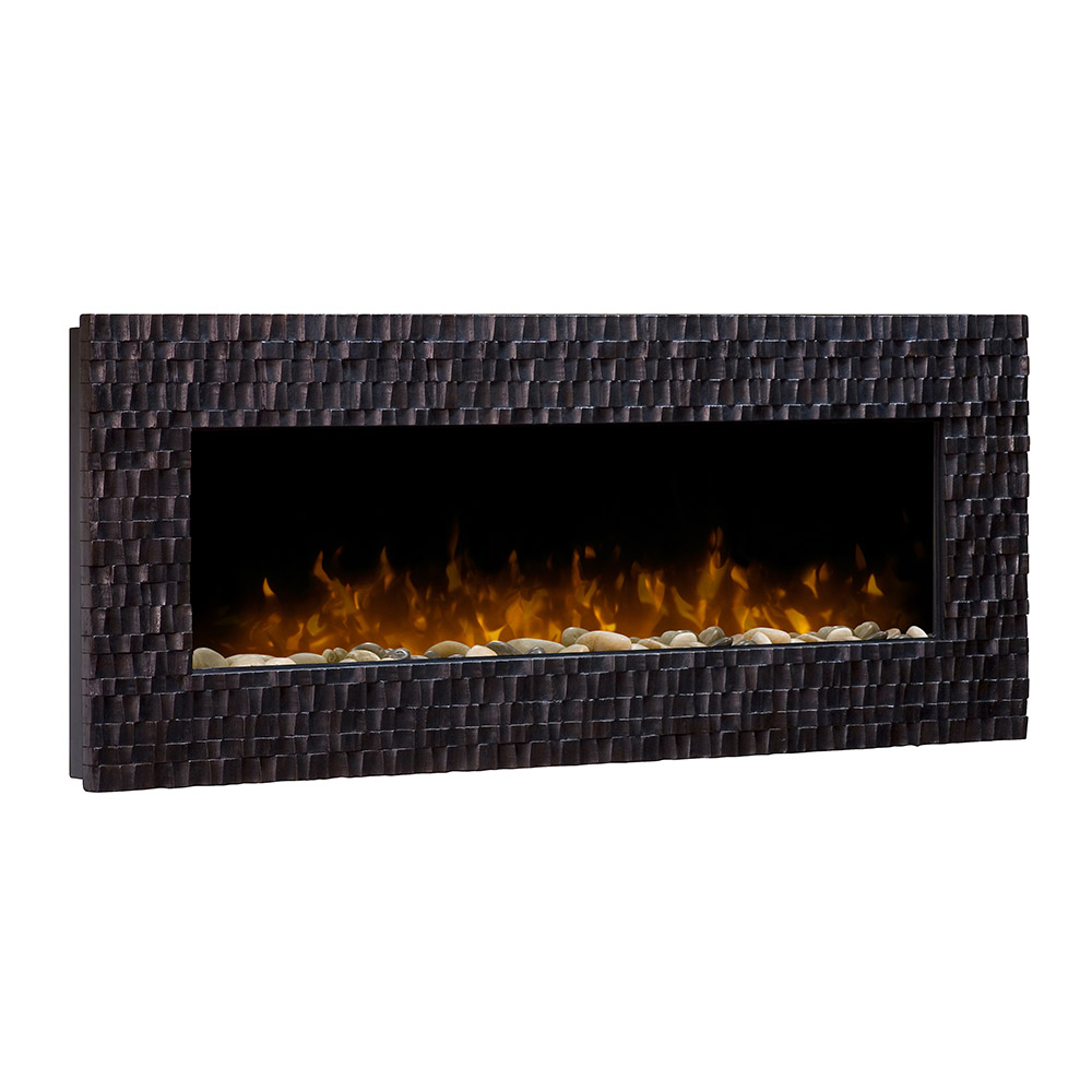 Wakefield Linear Wall Mount Electric Fireplace Dwf 1318