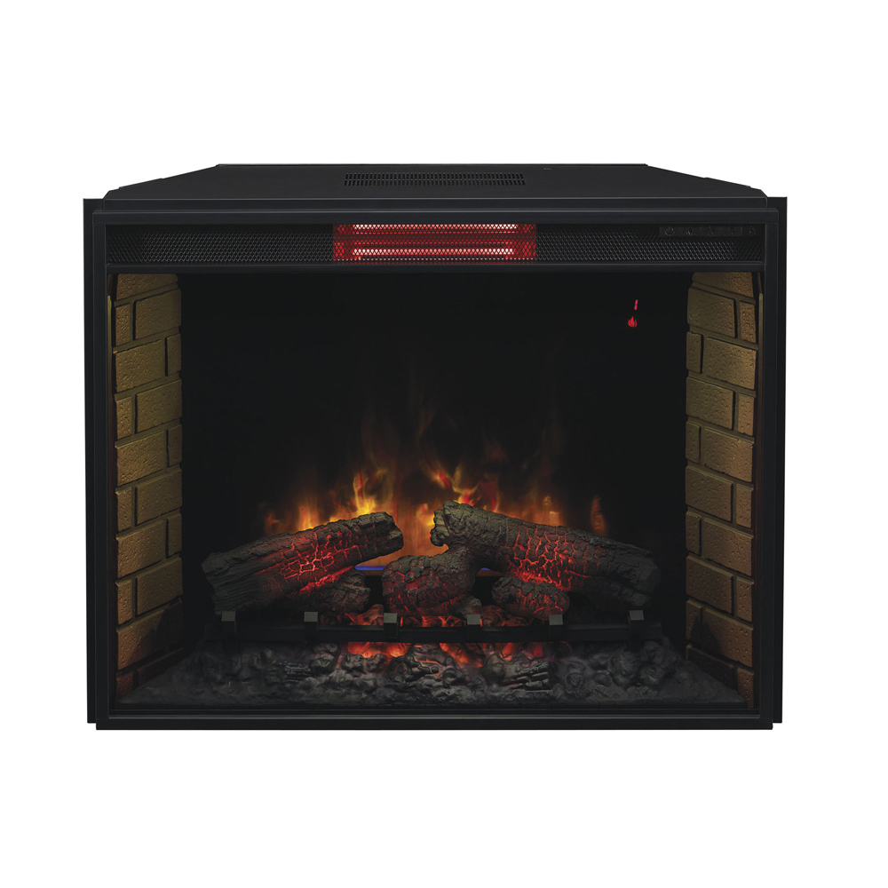 Classicflame 33 In Infrared Spectrafire Plus Electric Fireplace Insert 33ii310gra