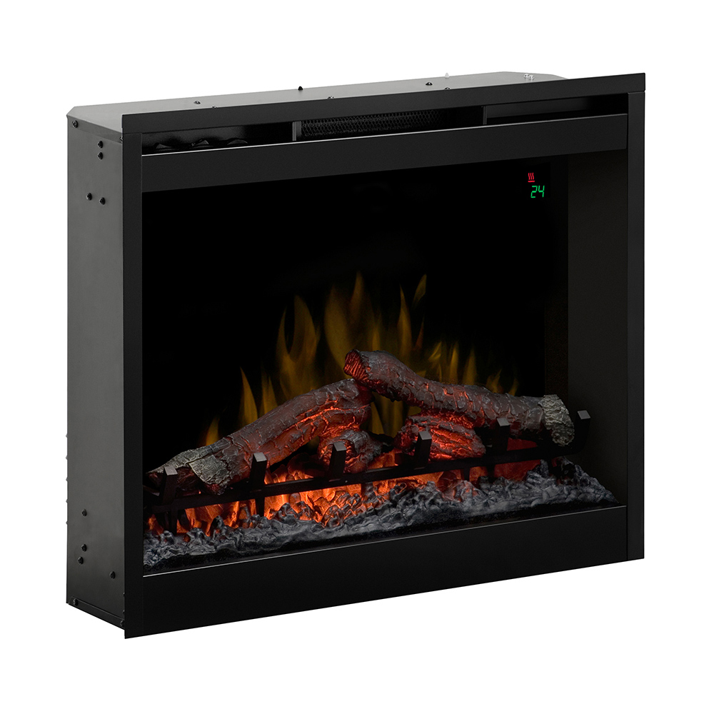 Dimplex 26 In Plug In Electric Fireplace Insert Df2624l