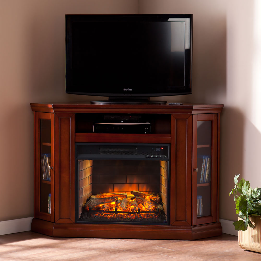 Pleasant Claremont Wall Or Corner Infrared Electric Fireplace Media Home Interior And Landscaping Oversignezvosmurscom
