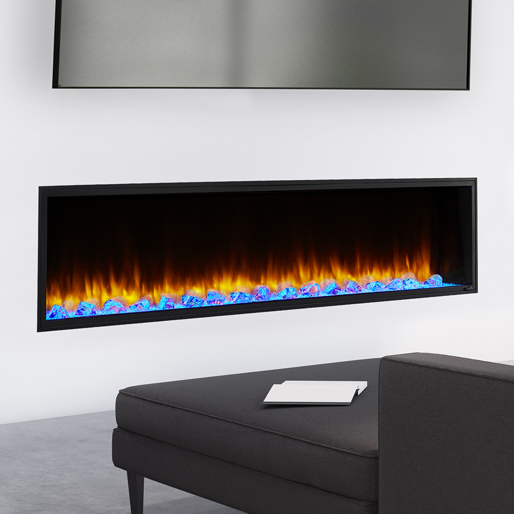 Hearth Home 78 Scion Simplifire Linear Built In Electric