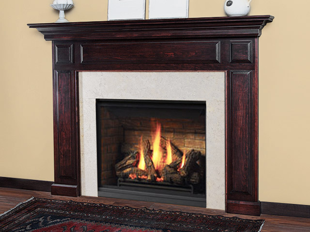Sheridan Wood Fireplace Mantel Mantelsdirect Com