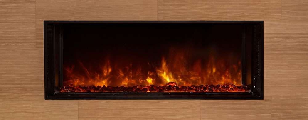 Modern Flames 40 Quot Landscape Built In Electric Fireplace