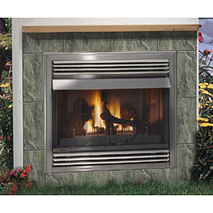 LP Gas Outdoor Fireplace