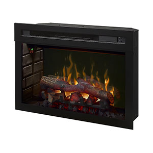 Dimplex 25-In Multi-Fire XD Electric Fireplace Insert - PF2325HL