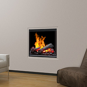 Built In Electric Fireplace Inserts Fireplace Boxes